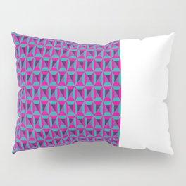 Geometric Gems Pillow Sham