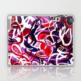 FUTURE SHOCK           nby Kay Lipton Laptop & iPad Skin
