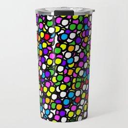 Bubble GUM Colorful Balls Travel Mug