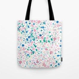 Magic Terrazzo Tote Bag