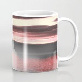 Sunset Passion//Foggy Danube Coffee Mug
