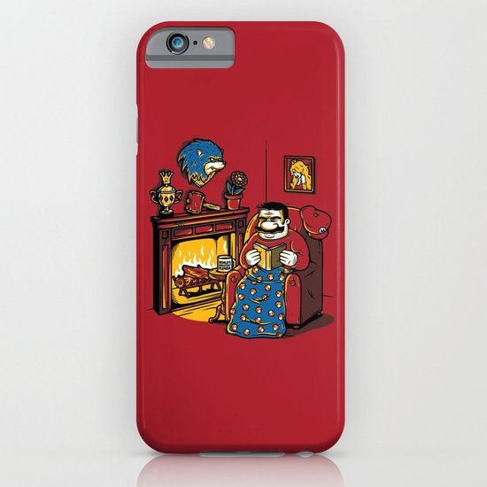 A Quiet Evening at Home iPhone & iPod Case