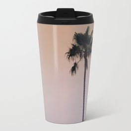 One Night One Palm Tree Travel Mug
