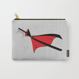 Dracula Toothbrush Carry-All Pouch
