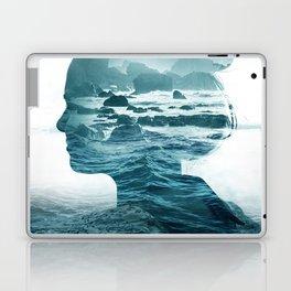 The Sea Inside Me Laptop & iPad Skin