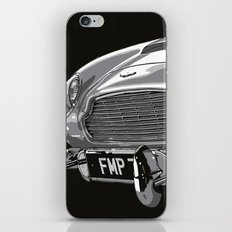 THE Bond Car. iPhone & iPod Skin