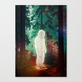 The Lost One Canvas Print