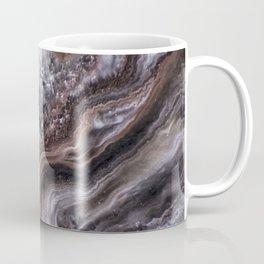 Tiny Agate and crystals Coffee Mug