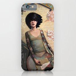 Rock the Casbah iPhone Case