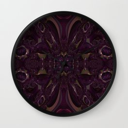 Mulled Wine 2 Wall Clock