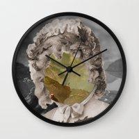 Vivid memory Wall Clock