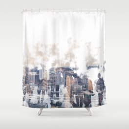 The Most Beautiful moments in life Shower Curtain