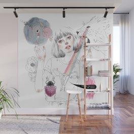 Maria Wall Mural