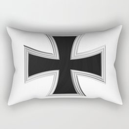 Teutonic cross Rectangular Pillow
