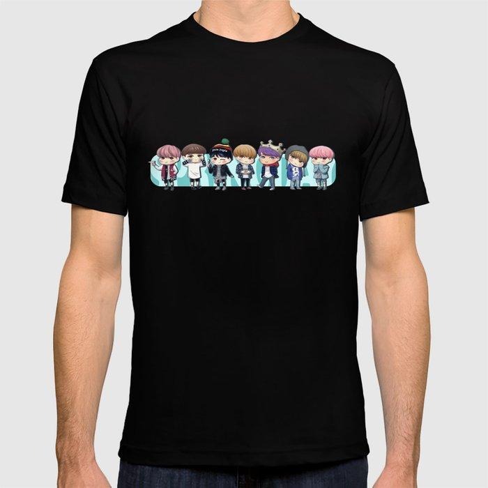 Spring Day BTS T-shirt