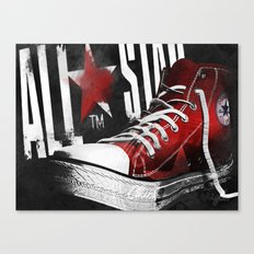 Chucks Poster #1 Canvas Print