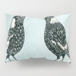 Magpie Song Pillow Sham