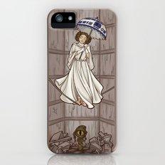 Leia's Corruptible Mortal State iPhone (5, 5s) Slim Case