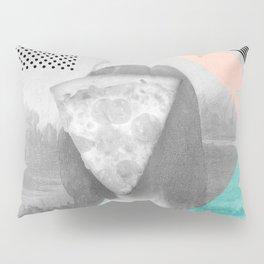 Mona Pizza Pillow Sham