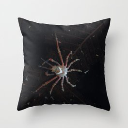 Decorator crab Throw Pillow