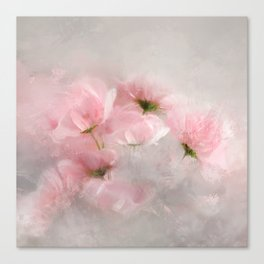 flowery in 2020 Canvas Print
