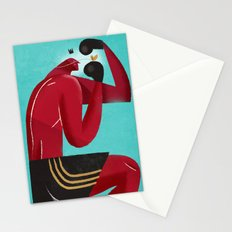 i protect you Stationery Cards