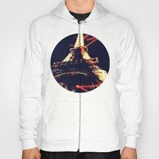 the Eiffel Tower Hoody