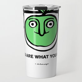 You Are What You Art Travel Mug