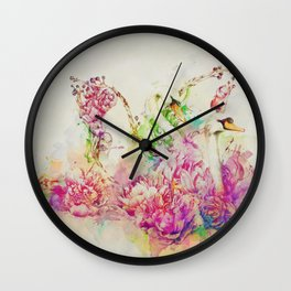 Untitled Melodies Wall Clock