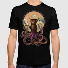Octopussy LARGE Mens Fitted Tee Black