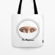 A BLACK BEAUTY     By Davy Wong Tote Bag