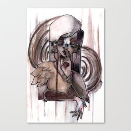 Plutonia Canvas Print