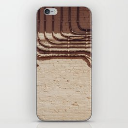 Electric Abstract iPhone Skin
