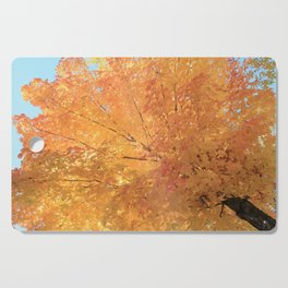 Autumn Explosion Cutting Board