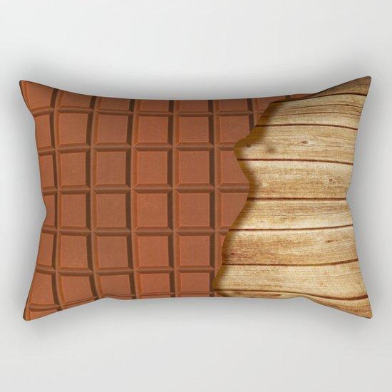 Hunger Rectangular Pillow