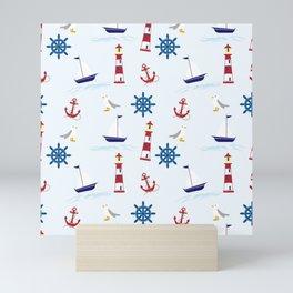 Marine Mini Art Print