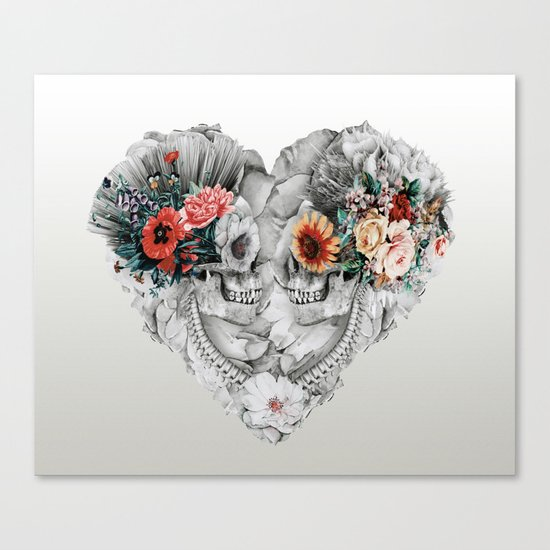Immortal Love Canvas Print