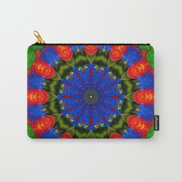 Feather Mandala 2 Carry-All Pouch