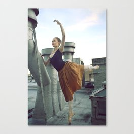 Julia New York Canvas Print
