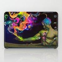 alchemy iPad Cases featuring Alchemy Resonance by Archan Nair