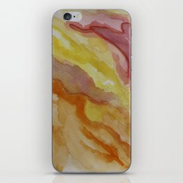 Swirling Colors iPhone Skin