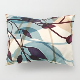 Flood of Leafs Pillow Sham