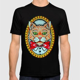 Mr Kitty  T-shirt