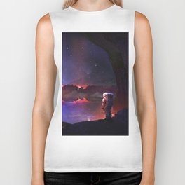 What We Thought We Knew Biker Tank