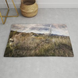 Spirit of the Past Rug