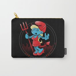 The Little Blue She-Devil Carry-All Pouch