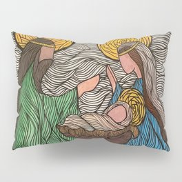 Holy Family 2 Pillow Sham