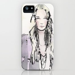 Flair iPhone Case