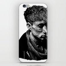 Quiet Man iPhone & iPod Skin