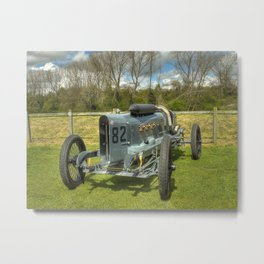 Mitchell Racing Car Metal Print